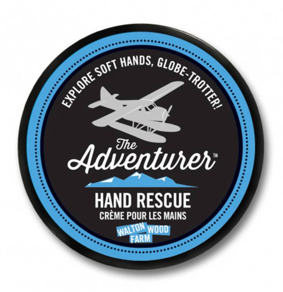 Walton Wood Farm The Adventurer Hand Rescue