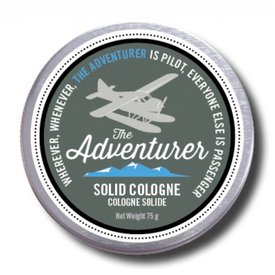 Walton Wood Farm The Adventurer Solid Cologne