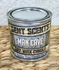 Gent Scents Soy Wax Candles