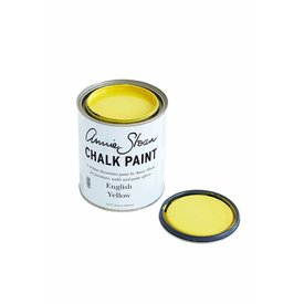 Chalk Paint by Annie Sloan ENGLISH YELLOW - Chalk Paint™ by Annie Sloan - 946ml