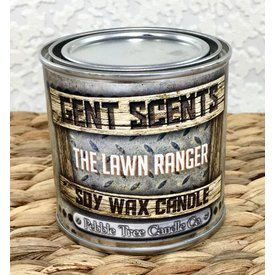 Gent Scents Soy Wax Candles The Lawn Ranger - Gent Scents Soy Wax Candle