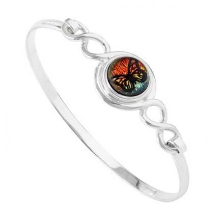 Kameleon Jewelry Twist Bangle - Kameleon Bracelet - KBR003