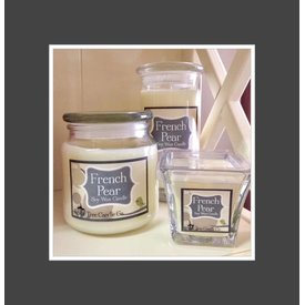 Pebble Tree Soy Wax Candles