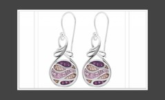 Beautiful Sterling Silver Earring Sets to Showcase all of Your Jewel Pops!