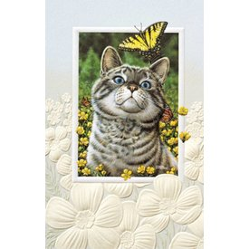 Home Decor Buttercup Happy Birthday Card - 80345
