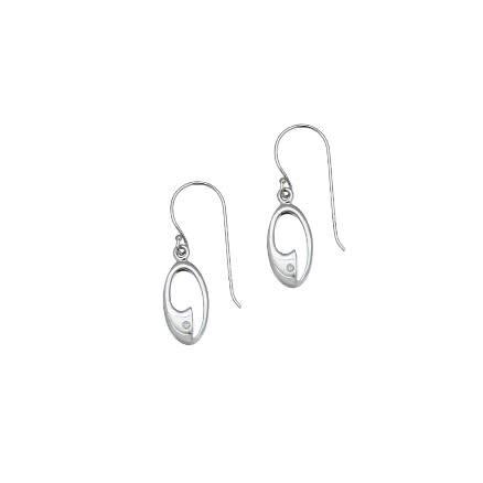 ICE 925 ICE 925 Earring Set - Wave - IE001