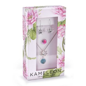 Kameleon Jewelry - Lotus Gift Set