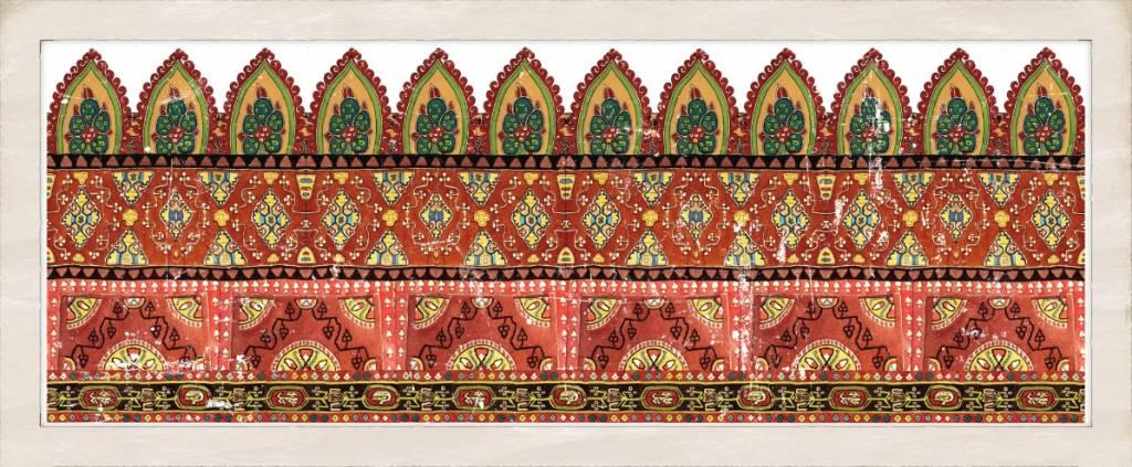Iron Orchid Designs - Bohemian Border - Decor Image Transfer - DEC-TRA-BOH