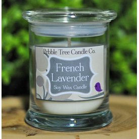 Pebble Tree Candle Co. French Lavender Soy Wax Candle - 12oz Status