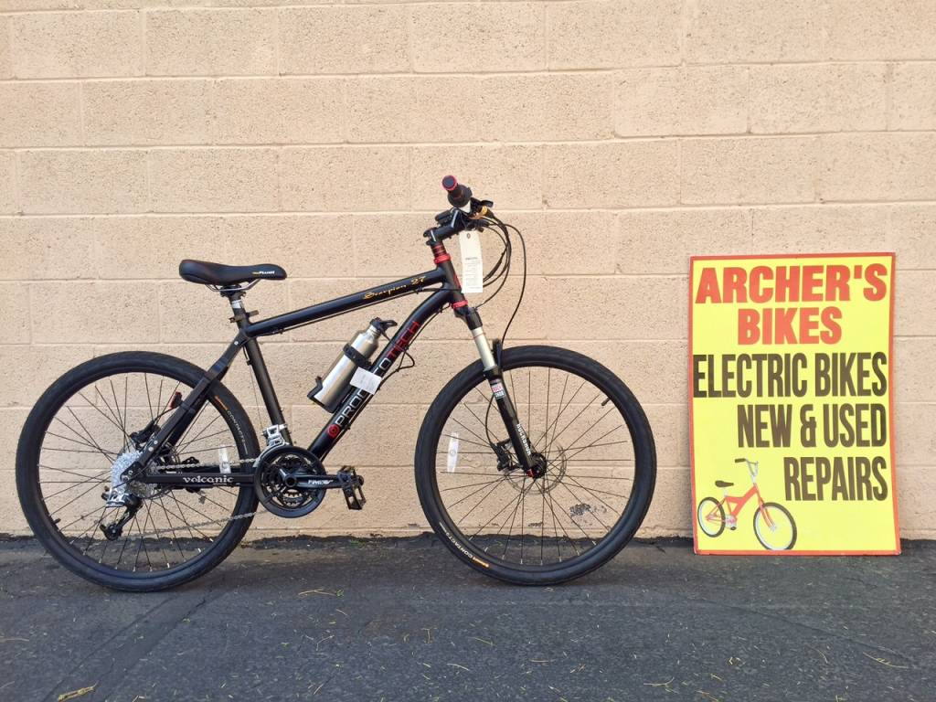 Prodecotech ProdecoTech Scorpion 27 Electric Bike