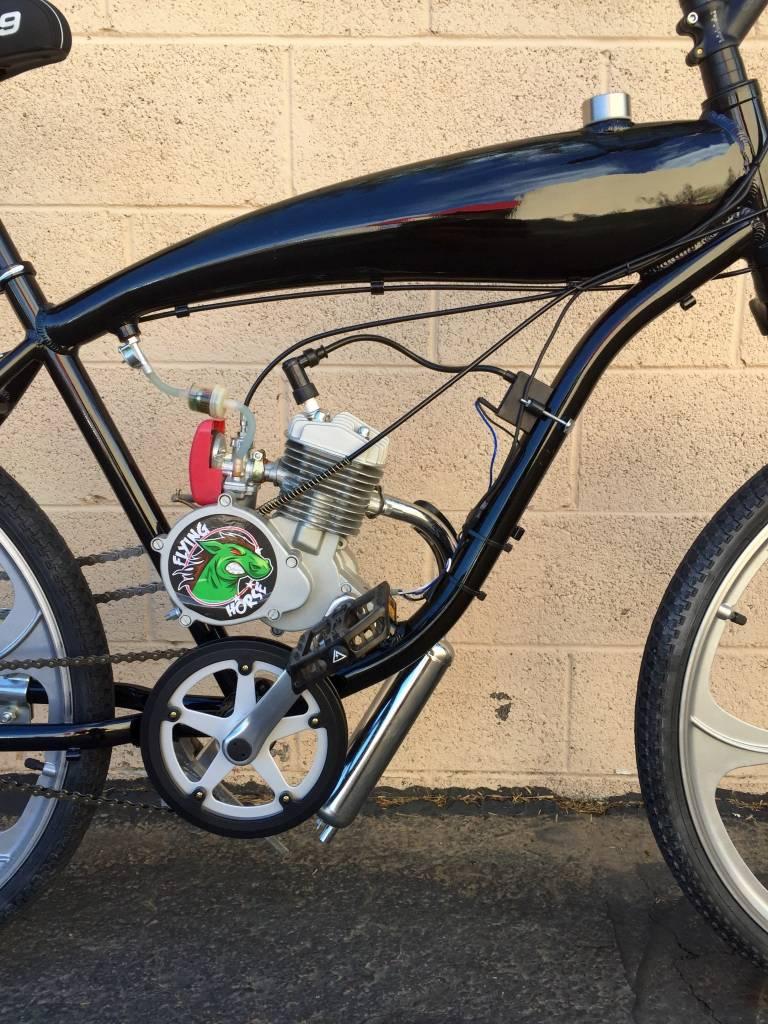 BBR 80cc 2-Stroke Gas Bike (ecom)