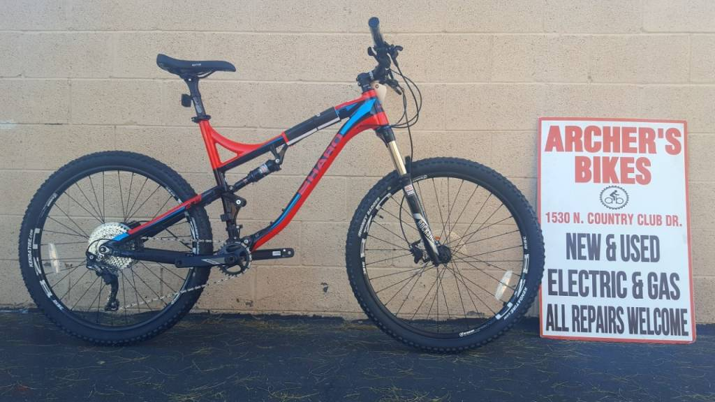 Haro Bikes Haro Shift R5 27.Five Full Suspension Mountain Bike