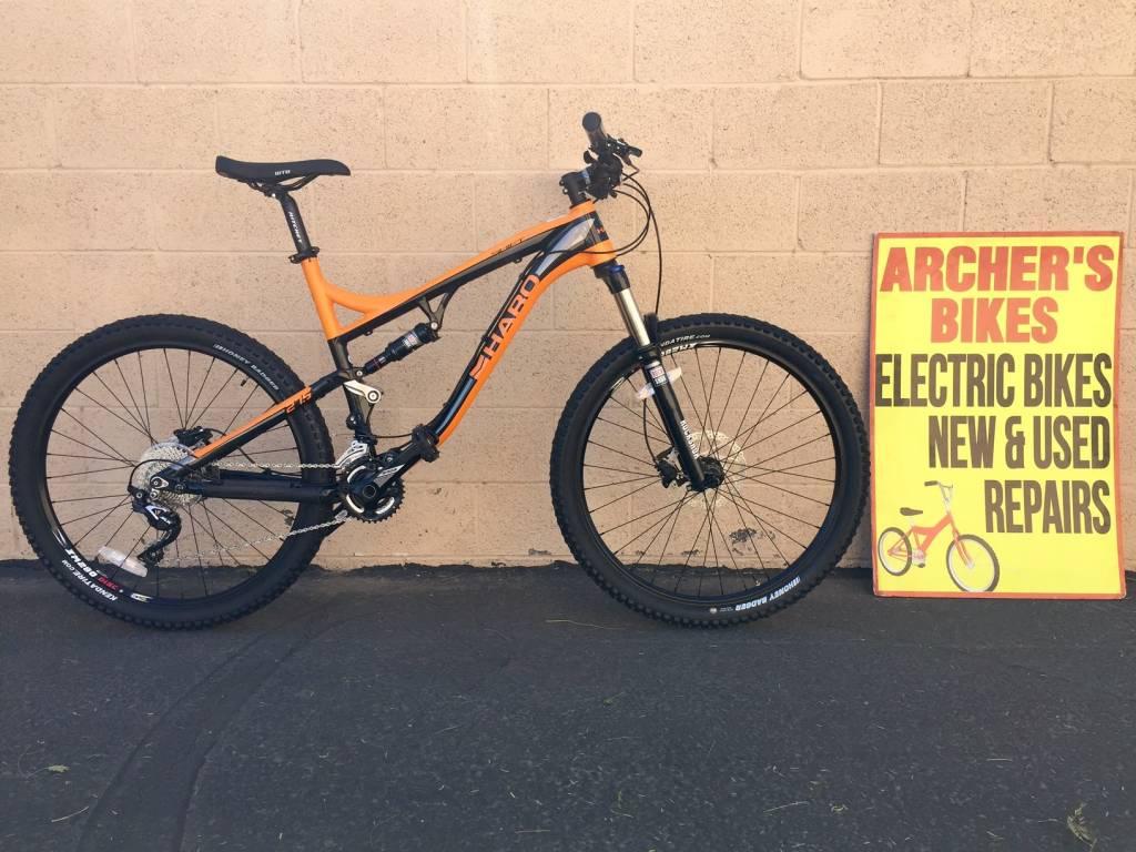 Haro Bikes Haro Shift R5 27.Five Full Suspension Mountain Bike