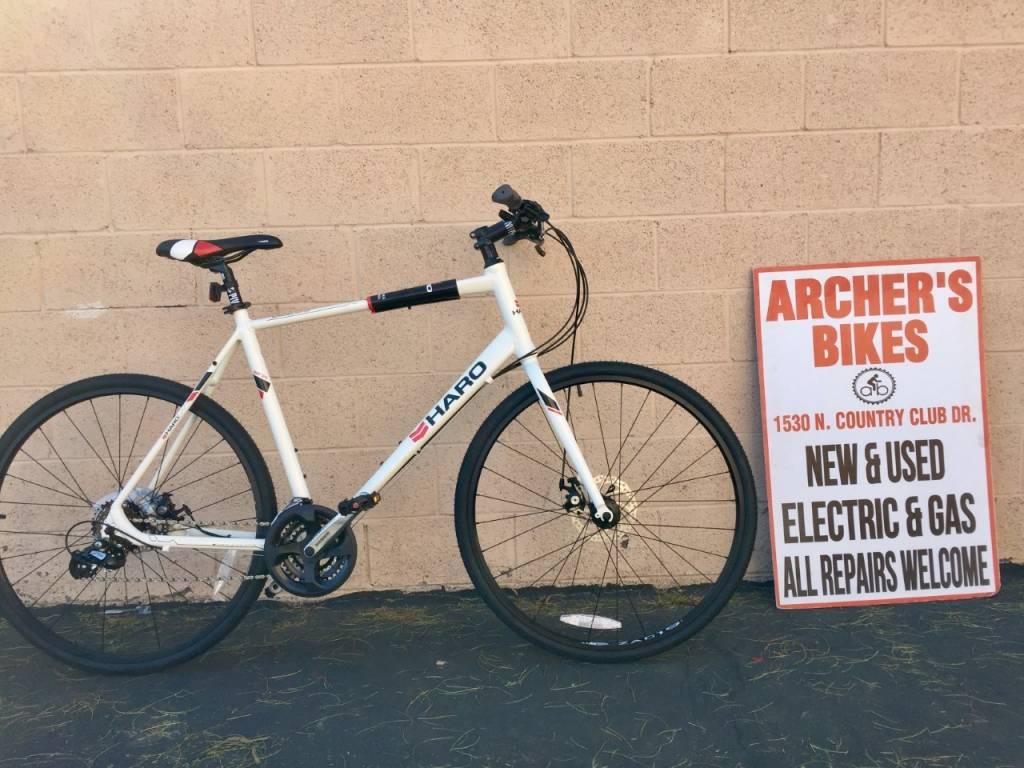 Haro Aeras Hybrid Commuter Bike