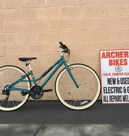 Del Sol Del Sol Projekt 21 Step-Through Hybrid Bike
