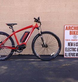 Diamondback Overdrive EXC Electric Mountain Bike