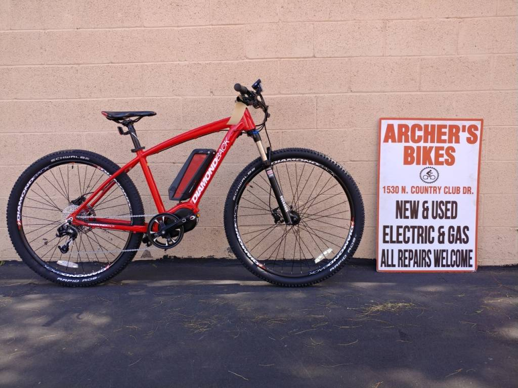 Diamondback Overdrive EXC Electric Mountain Bike