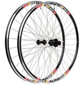 Tubeless Road Wheel set - Complete Kit