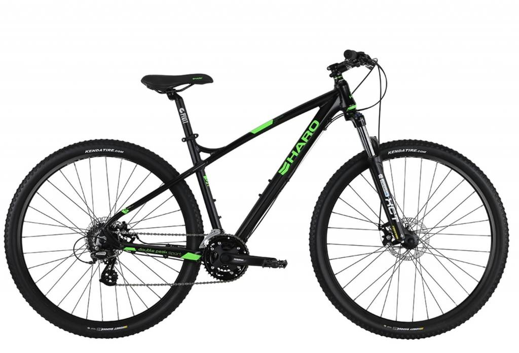 Haro Bikes Haro Double Peak 29er Sport Mountain Bike Special