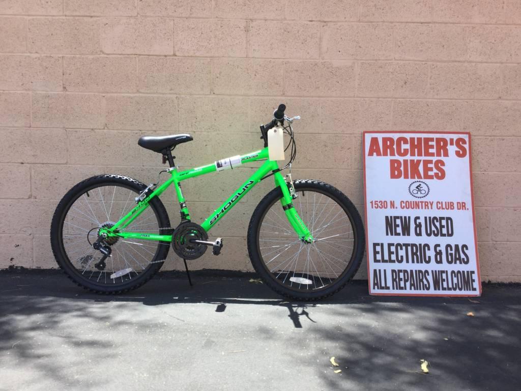 Shogun 24 Trail Blaster Sport Mountain Bike