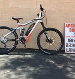Haibike Haibike SDURO ALL Mountain Pro Full Suspension Electric Mountain Bike