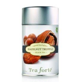 Tea Forte Loose Tea Canister, Hazelnut Truffle