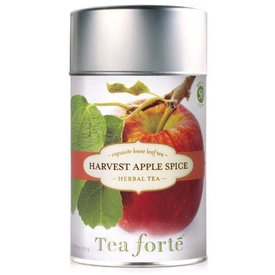 Tea Forte Loose Tea Canister, Harvest Apple Spice
