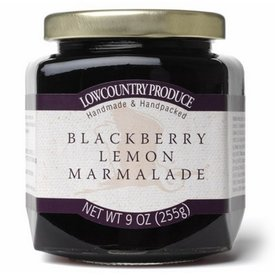 Blackberry Lemon Marmalade