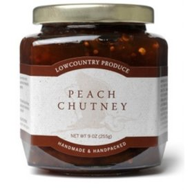 Lowcountry Produce Peach Chutney
