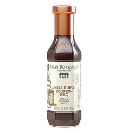 Sweet & Spicy Bourbon BBQ Sauce