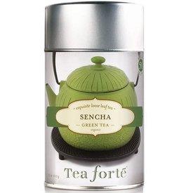 Tea Forte Loose Tea Canister, Sencha