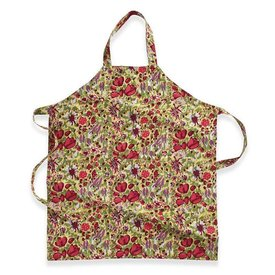 Jardin Red & Green Apron