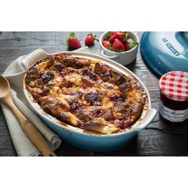 Le Creuset Heritage Oval Covered Casserole Dish