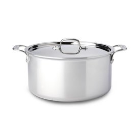 All Clad 8 Qt. Covered Stock Pot
