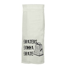 Graters Gonna Grate