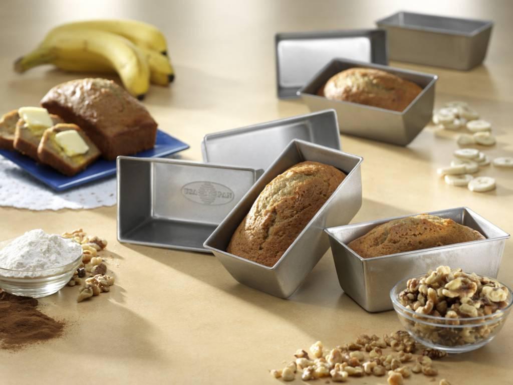 Bourbon Pound Cake Mini Loaf