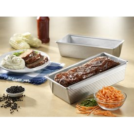 USA Pan Meat Loaf Pan w/Insert