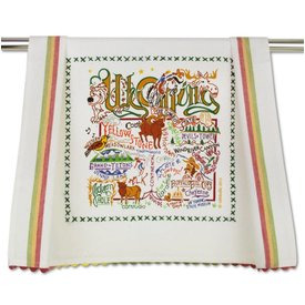 Catstudio Western Region Dish Towels