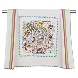 Catstudio Midwest Region Dish Towels