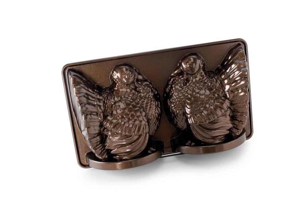 Nordic Ware Turkey Plaque Baking Pan