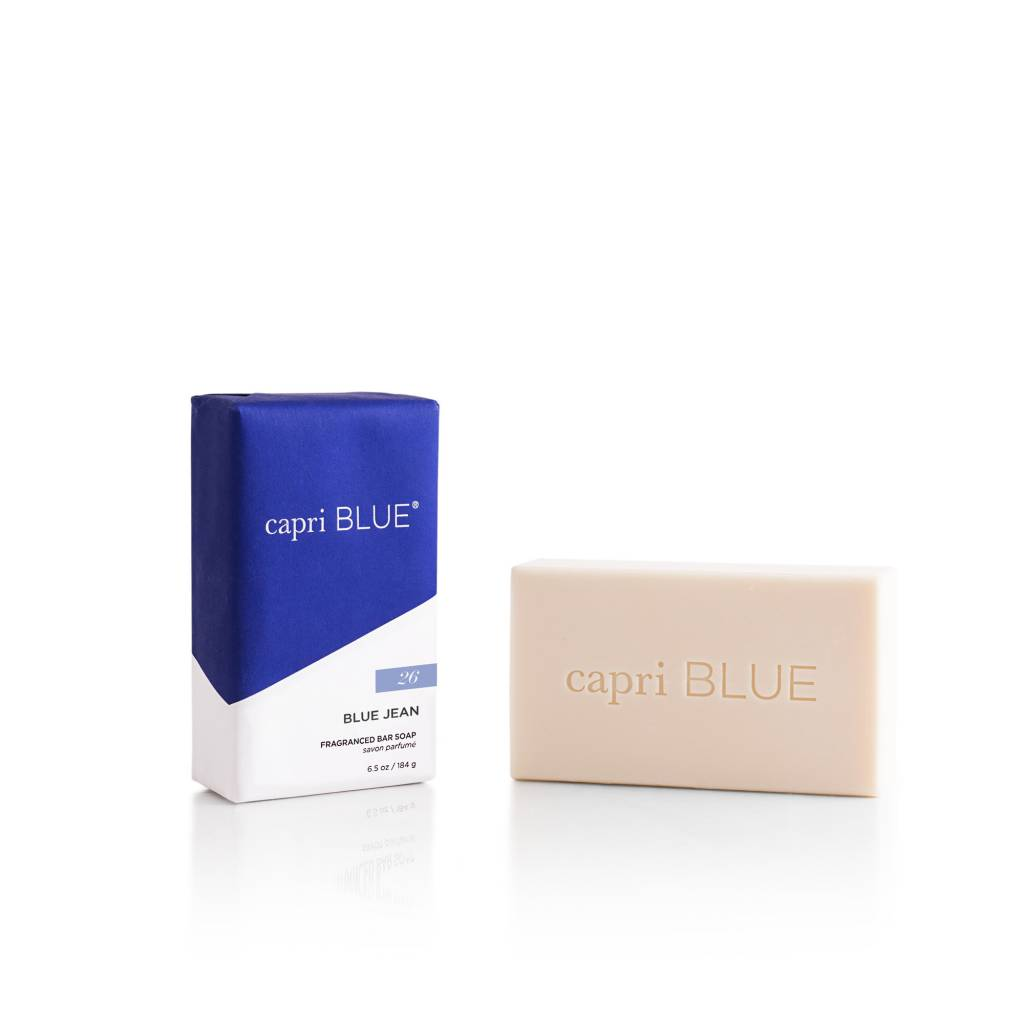 Capri Blue Blue Jean Bar Soap