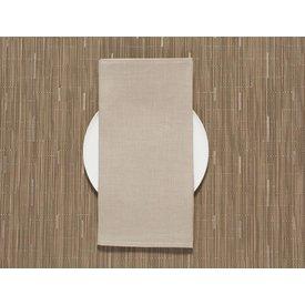 Chilewich Square Linen Napkin in Flax