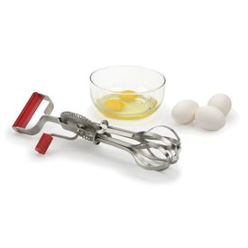 Egg Beater, Red Handle