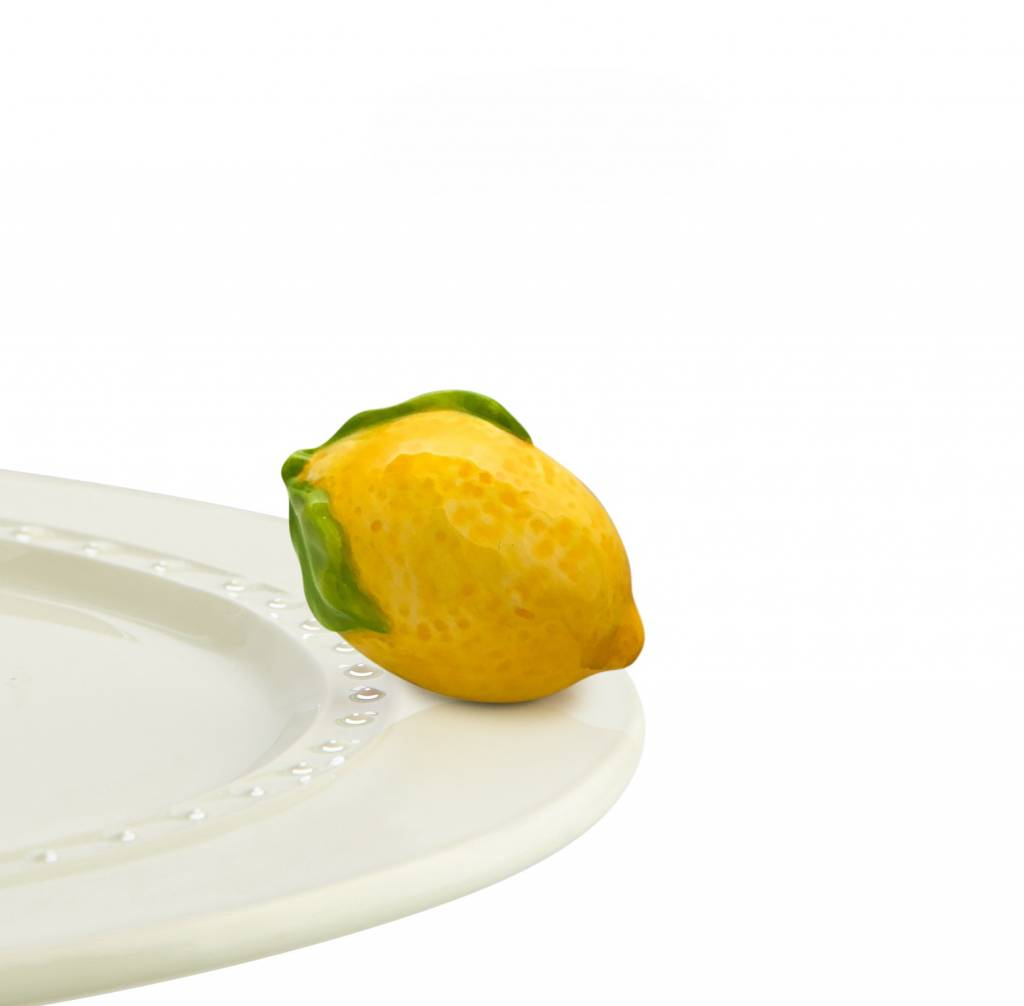 Nora Fleming Mini Lemon Squeeze