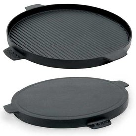 Big Green Egg Dual Sided Plancha Griddle
