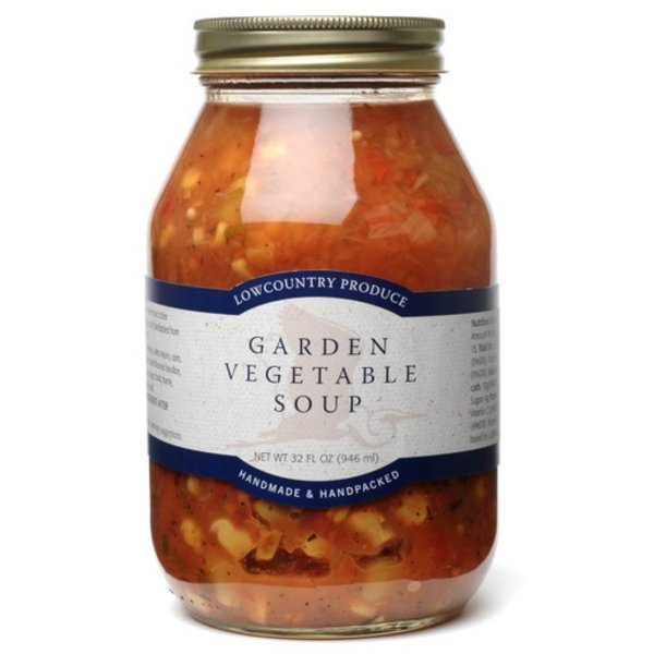 Lowcountry Produce Garden Vegetable Soup