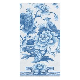 Blue & White Guest Towel