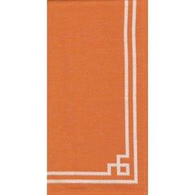 Jaccard Tea Towel, Orange