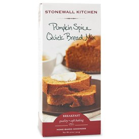 Stonewall Kitchen Pumpkin Spice Quick Bread