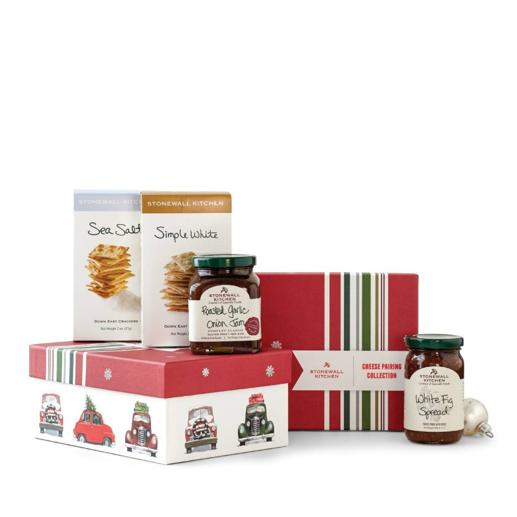 Stonewall Kitchen Holiday Cheese Pairing Collection